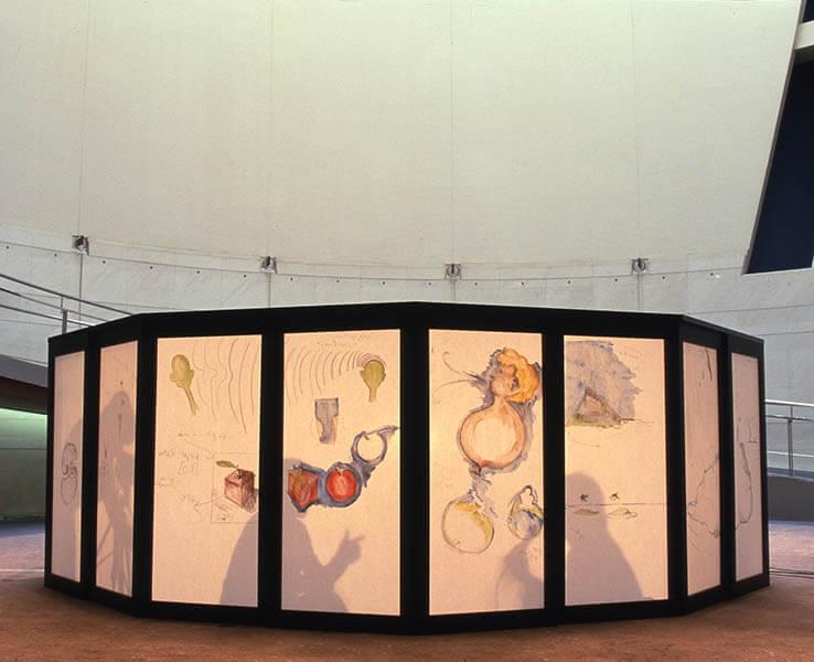 コレクション展1 Inner Cosmology 金沢21世紀美術館-5