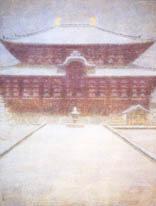 速水御舟と吉田善彦 ―師弟による超絶技巧の競演― 山種美術館-8