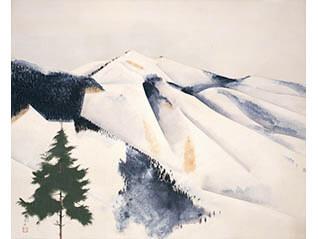 【開館55周年記念特別展】 奥村土牛 山﨑種二が愛した日本画の巨匠 第2弾