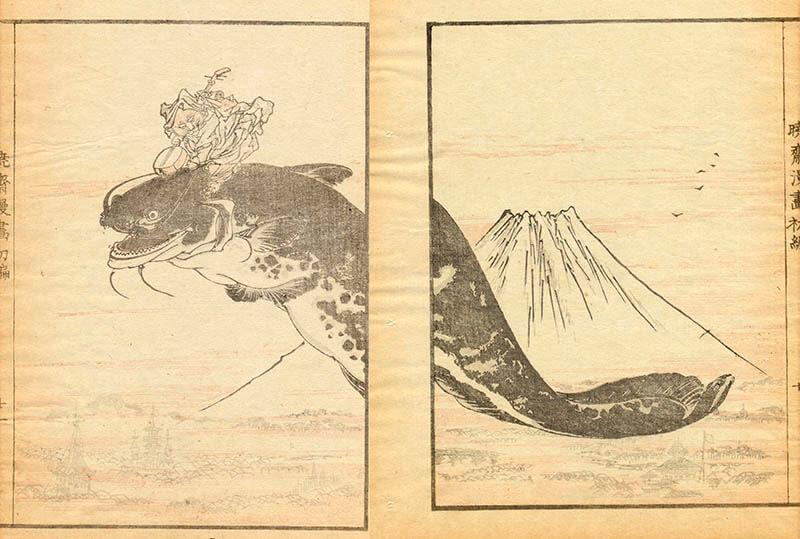 河鍋暁斎 ―躍動する絵本 太田記念美術館-7