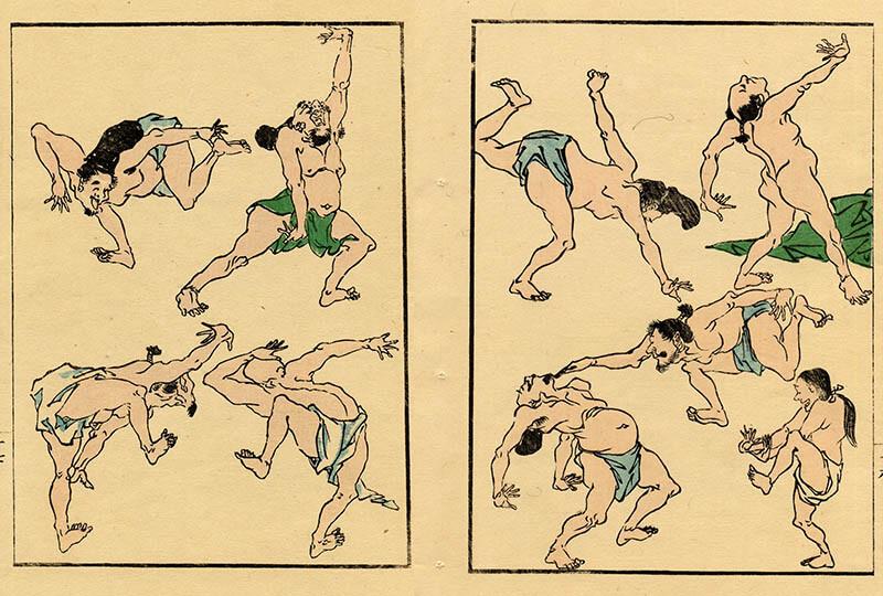 河鍋暁斎 ―躍動する絵本 太田記念美術館-9