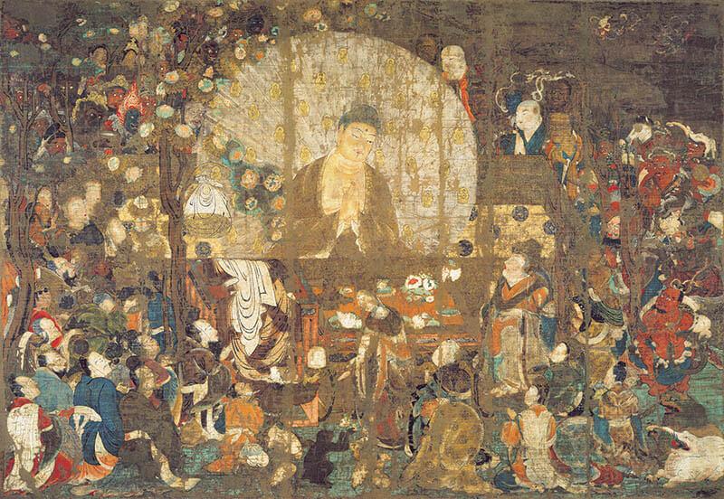伝教大師1200年大遠忌記念 特別展「最澄と天台宗のすべて」 九州国立博物館-6