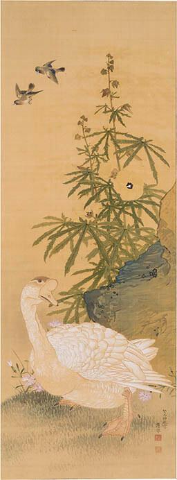 京(みやこ)のファンタジスタ ~若冲と同時代の画家たち 福田美術館-6