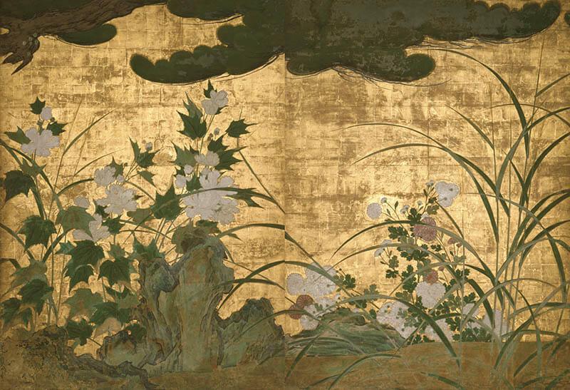 日本博/紡ぐプロジェクト 特別展「京(みやこ)の国宝―守り伝える日本のたから―」 京都国立博物館-11