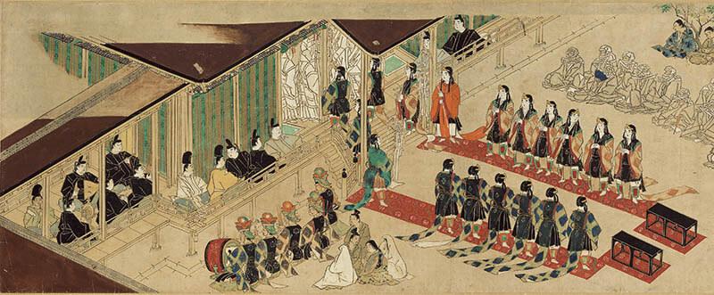 日本博/紡ぐプロジェクト 特別展「京(みやこ)の国宝―守り伝える日本のたから―」 京都国立博物館-8