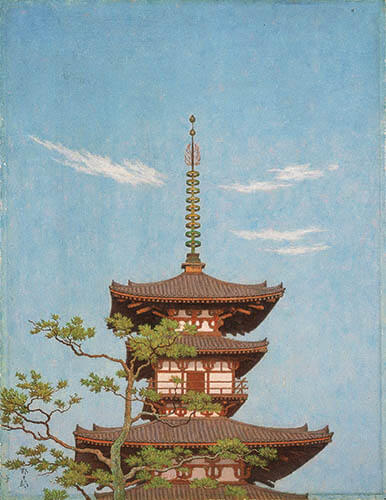 特別展  生誕130年記念 髙島野十郎展 奈良県立美術館-2