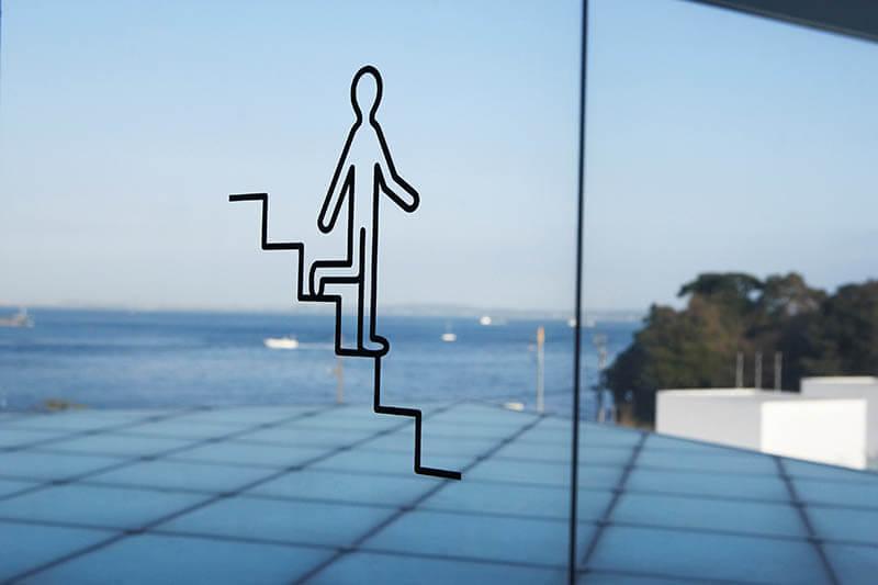 ビジュツカンノススメ アートを楽しむ4つのヒント 横須賀美術館-3