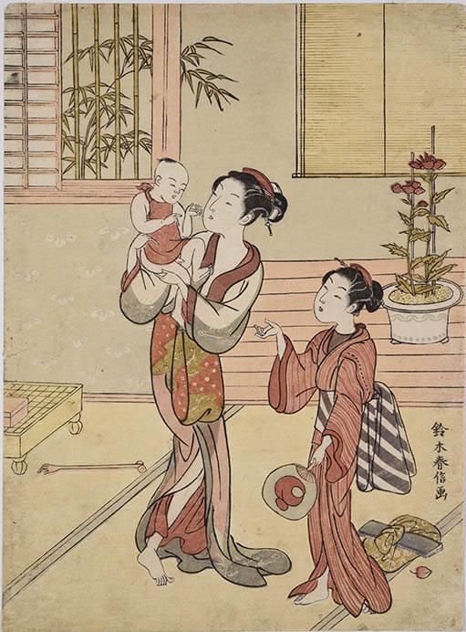 くもんの子ども浮世絵コレクション 遊べる浮世絵展 横須賀美術館-2