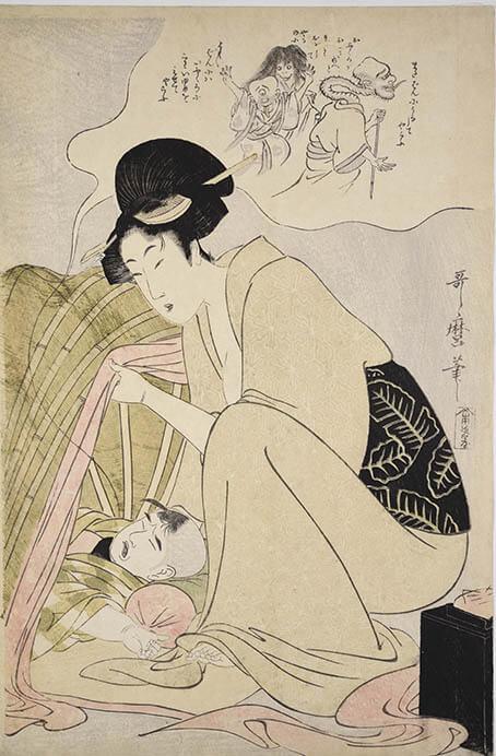 くもんの子ども浮世絵コレクション 遊べる浮世絵展 横須賀美術館-3