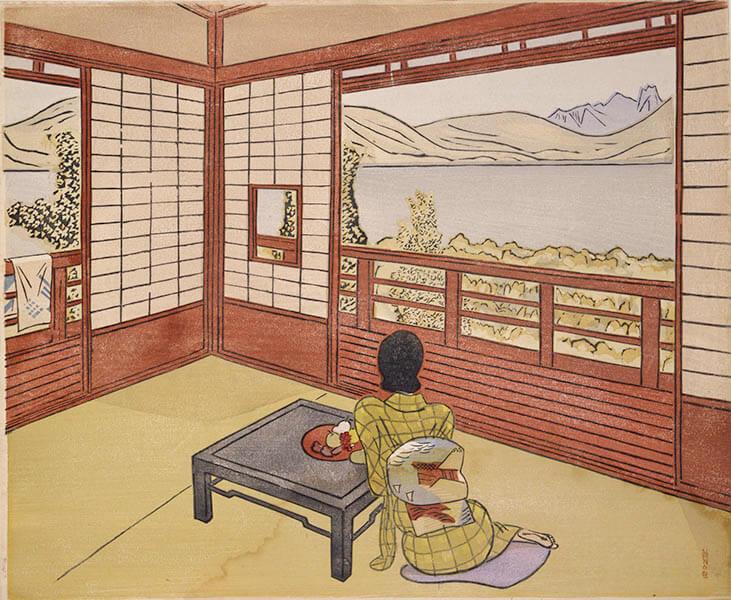平木コレクションによる 前川千帆展 千葉市美術館-3