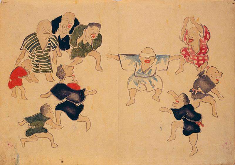 江戸絵画と笑おう 千葉市美術館-1