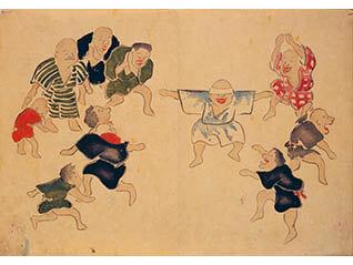 江戸絵画と笑おう