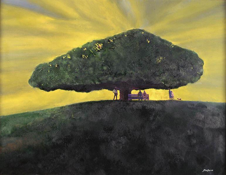 生誕110年記念 糸園和三郎展 ~魂の祈り、沈黙のメッセージ~ 大分県立美術館(OPAM)-2
