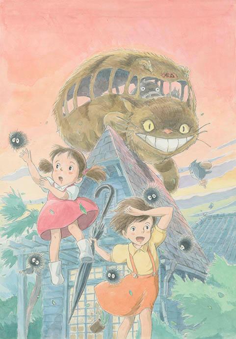 ジブリの大博覧会~ジブリパーク、開園まであと1年。~ 愛知県美術館-1