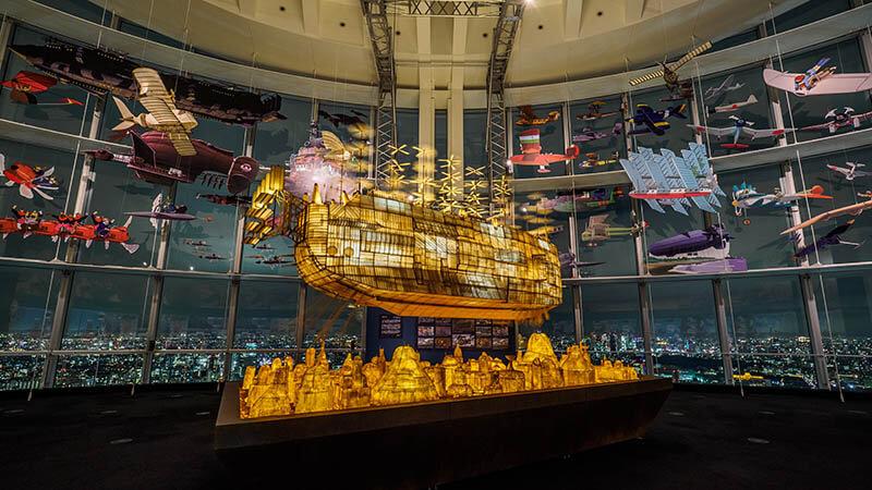 ジブリの大博覧会~ジブリパーク、開園まであと1年。~ 愛知県美術館-6