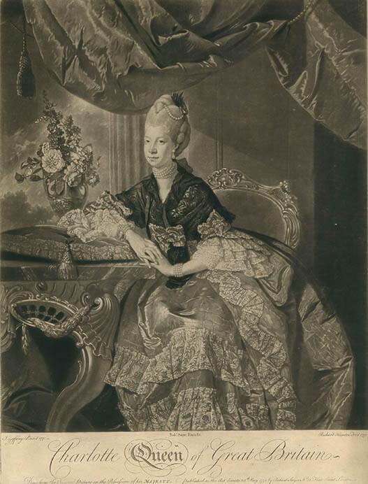キューガーデン 英国王室が愛した花々 シャーロット王妃とボタニカルアート 東京都庭園美術館-2