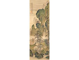 関東南画のゆくえ 江戸と上毛を彩る画人たち