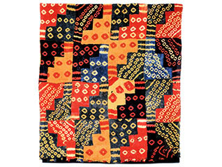 織の世界に遊ぶ心 —小林桂子の布創り—