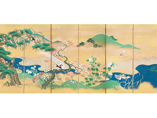 忘れられた江戸絵画史の本流―江戸狩野派の250年