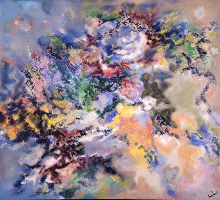 感覚の宇宙―アジアの抽象美術 福岡アジア美術館-1
