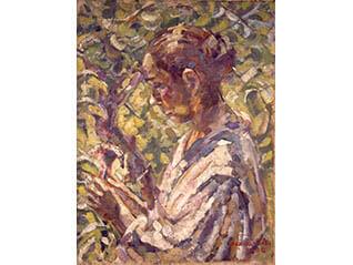 宮本三郎、画家として I: はじまりから 戦争を経て 1920s-1950s