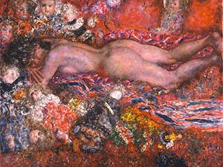 宮本三郎、画家として II:  混沌を貫け、花開く絵筆 1950s-1970s