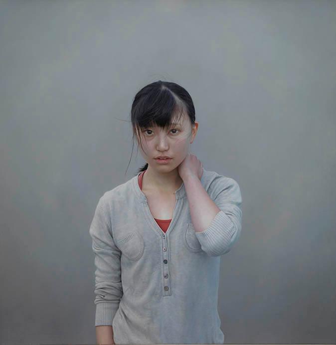 STORIES ー 永遠の人物画展 ホキ美術館-10