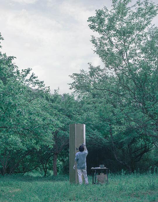 ユージーン・スタジオ 新しい海 EUGENE STUDIO After the rainbow 東京都現代美術館-12