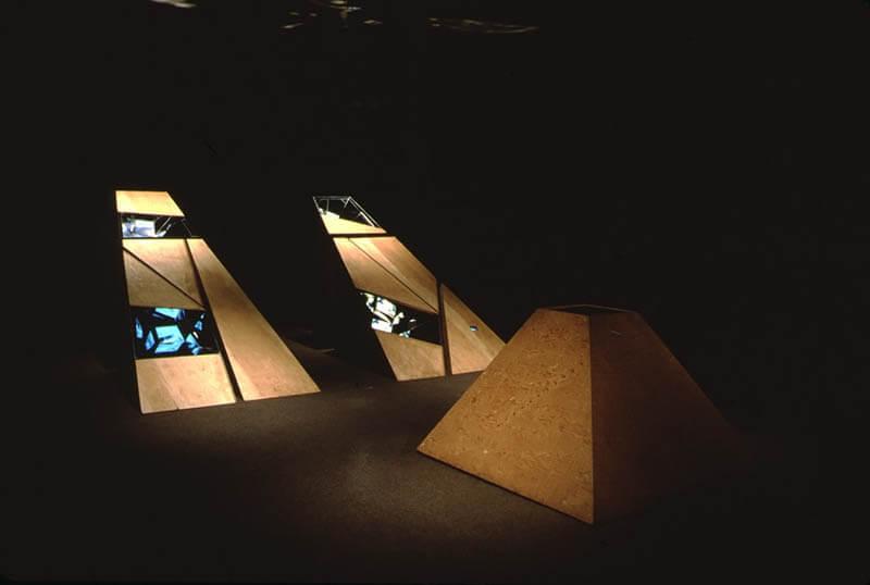 Viva Video! 久保田成子展 東京都現代美術館-7