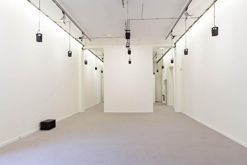「エキシビジョン・カッティングス」 マチュウ・コプランによる展覧会 銀座メゾンエルメス フォーラム-7