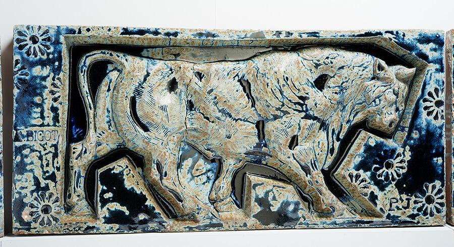 ブダペスト国立工芸美術館名品展 ジャポニスムからアール・ヌーヴォーへ 石川県立美術館-6