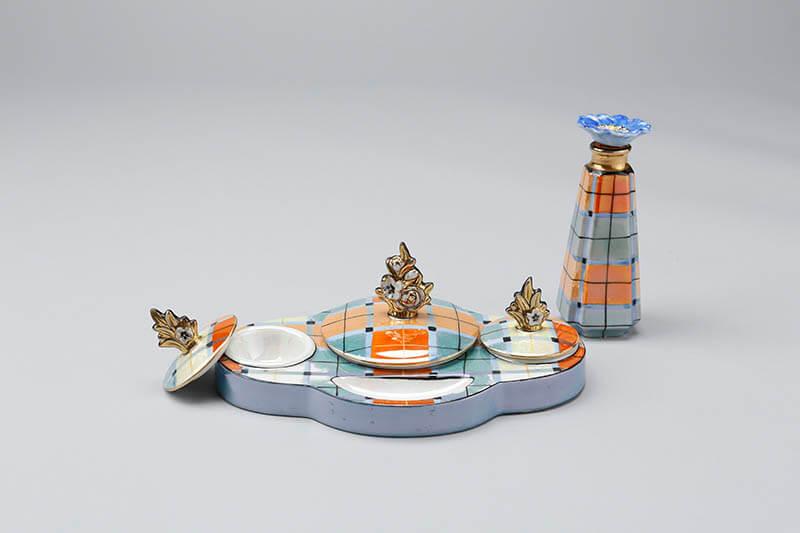 オールドノリタケ×若林コレクション アールヌーヴォーからアールデコに咲いたデザイン 石川県立美術館-5