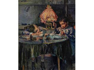 近代日本絵画の名作展―ひろしま美術館コレクション―