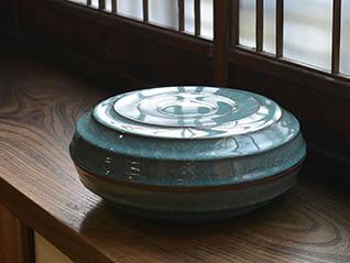中村秀和 作陶展 -青瓷に魅せられて-