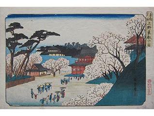 江戸の風景画
