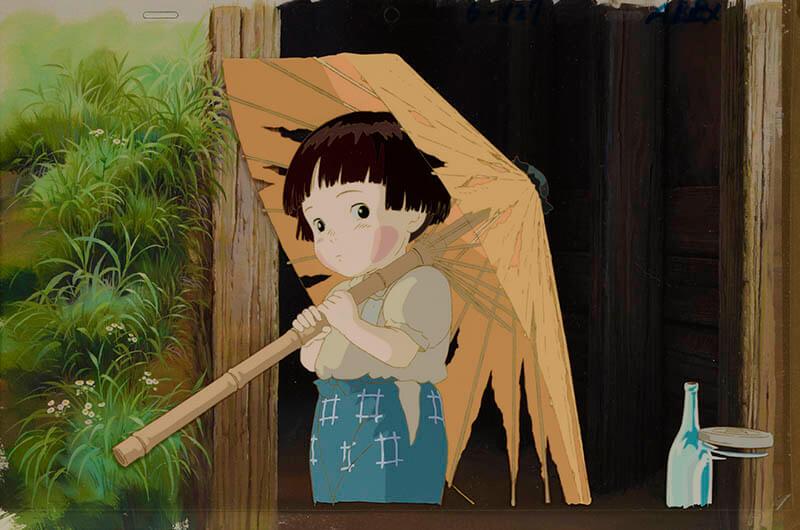 高畑勲展 日本のアニメーションに遺したもの 福岡市美術館-10
