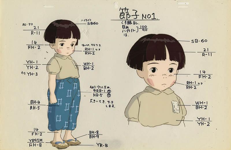 高畑勲展 日本のアニメーションに遺したもの 福岡市美術館-11