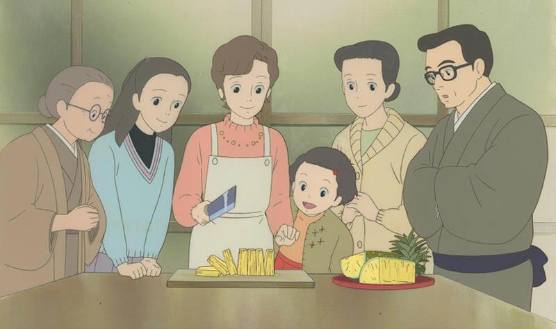 高畑勲展 日本のアニメーションに遺したもの 福岡市美術館-12