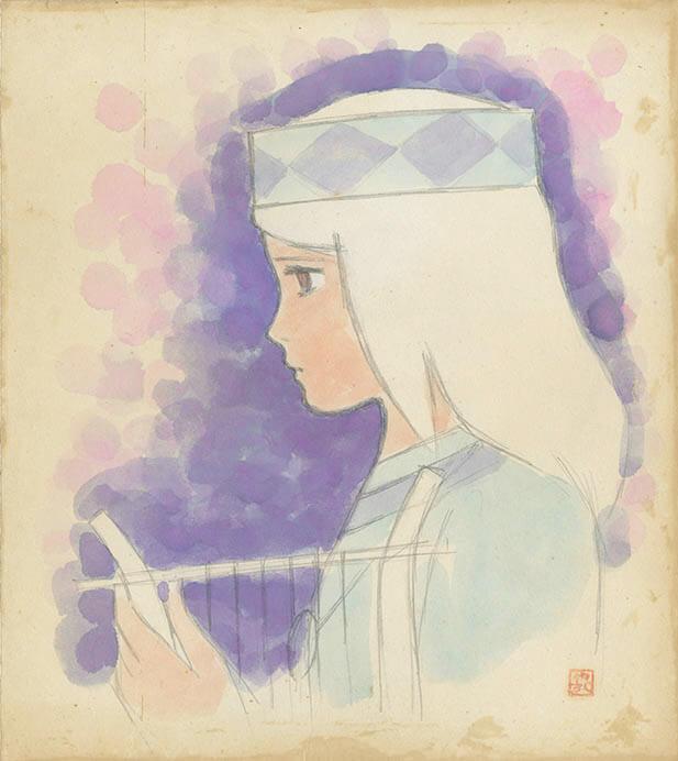 高畑勲展 日本のアニメーションに遺したもの 福岡市美術館-2
