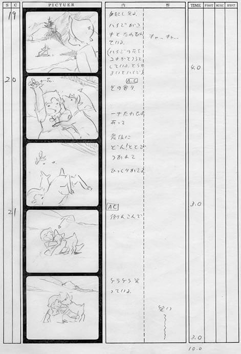 高畑勲展 日本のアニメーションに遺したもの 福岡市美術館-4
