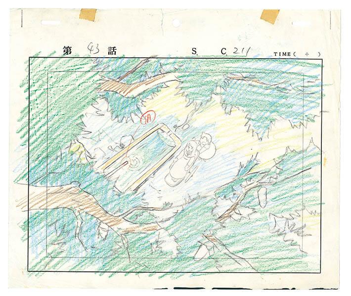 高畑勲展 日本のアニメーションに遺したもの 福岡市美術館-6