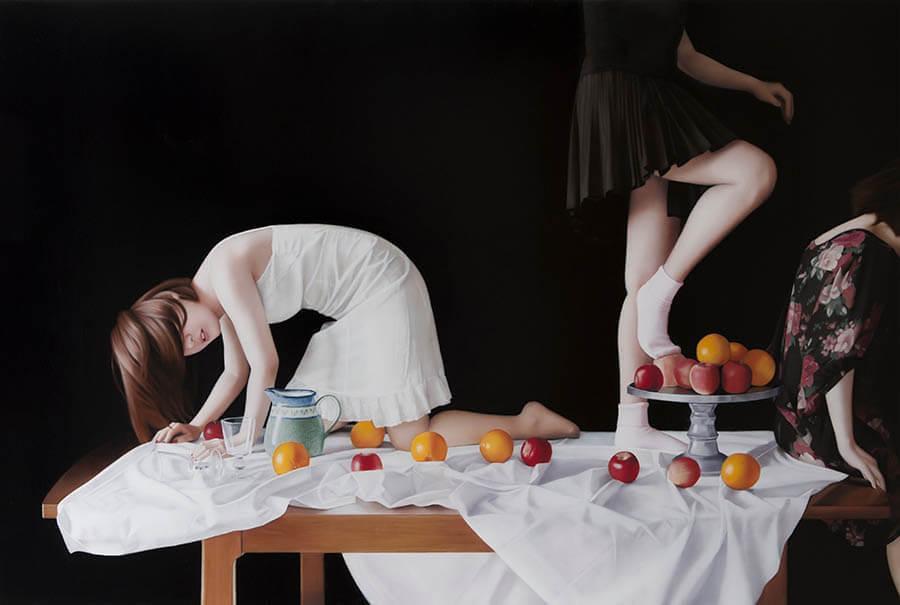 上田薫とリアルな絵画 茨城県近代美術館-3