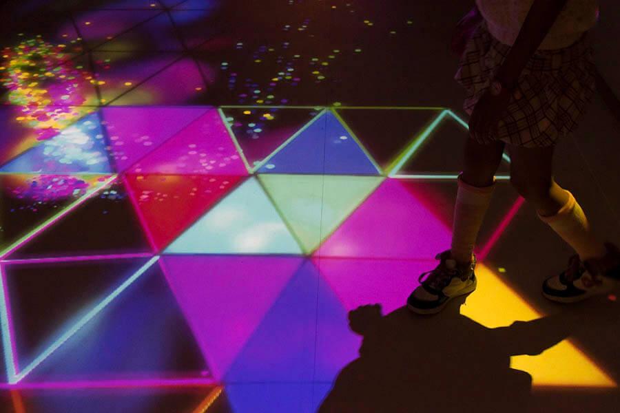 光と遊ぶ超体感型ミュージアム 魔法の美術館 北海道立函館美術館-2