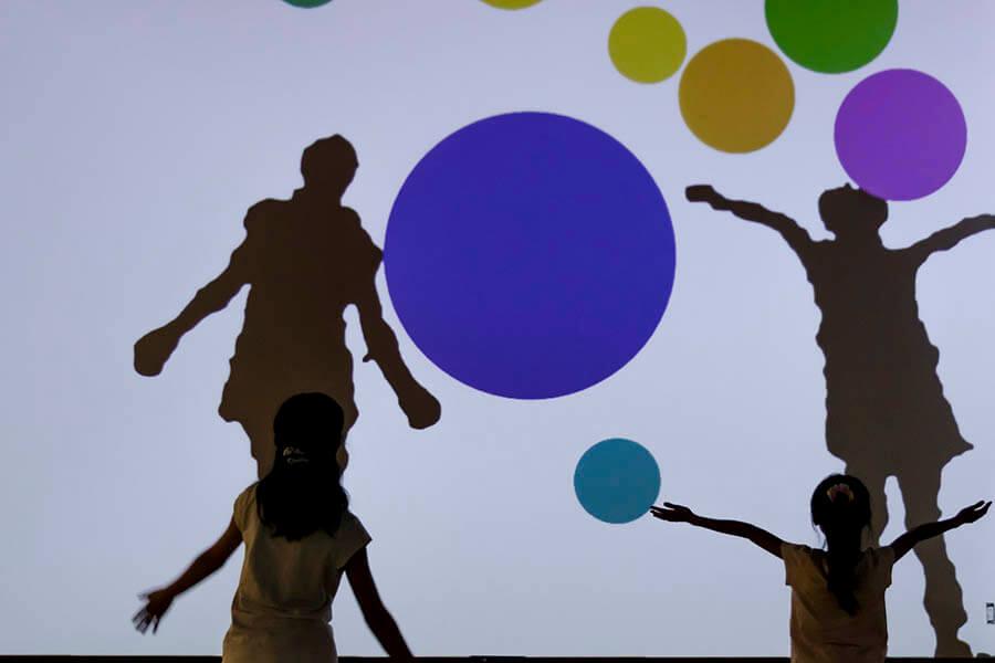 光と遊ぶ超体感型ミュージアム 魔法の美術館 北海道立函館美術館-1
