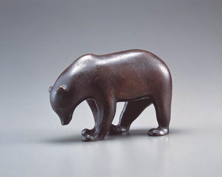 開館20周年記念 フランソワ・ポンポン展 動物を愛した彫刻家 群馬県立館林美術館-4