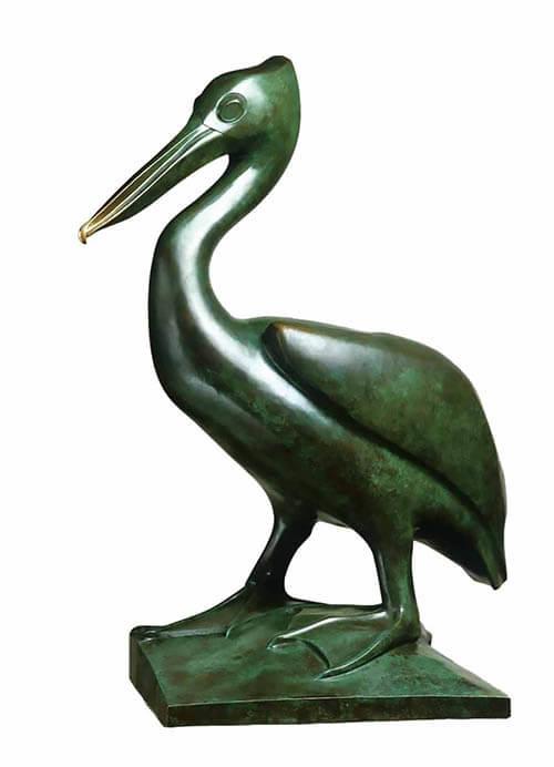 開館20周年記念 フランソワ・ポンポン展 動物を愛した彫刻家 群馬県立館林美術館-5