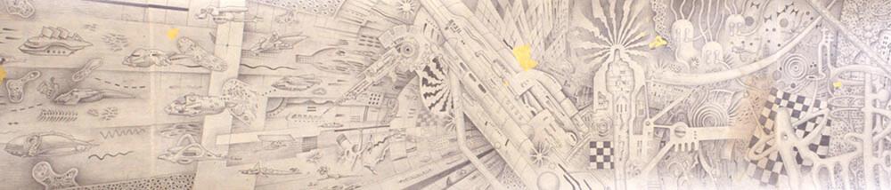 大・タイガー立石展 世界を描きつくせ! 埼玉県立近代美術館-11