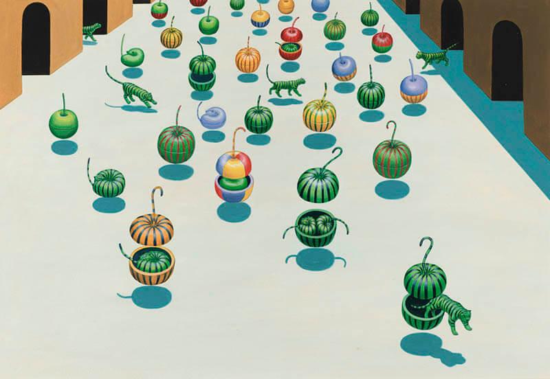 大・タイガー立石展 世界を描きつくせ! 埼玉県立近代美術館-6