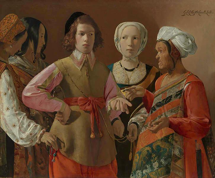 メトロポリタン美術館展 西洋絵画の500年 国立新美術館-2