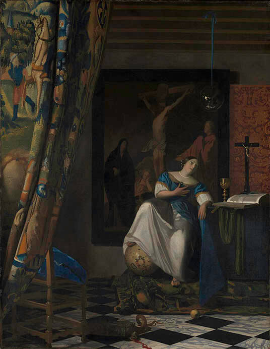 メトロポリタン美術館展 西洋絵画の500年 国立新美術館-3
